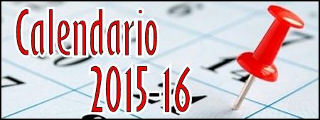 calendario 2015.16