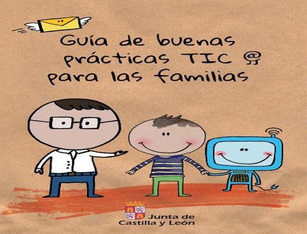 GUIA DE BUENAS PRÁCTICAS TIC PARA FAMILIAS